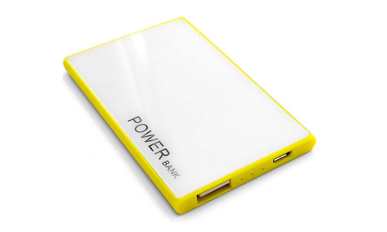 Batterie de secours au design Ultra Plat - PUB019