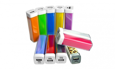Batterie de secours au design Lipstick